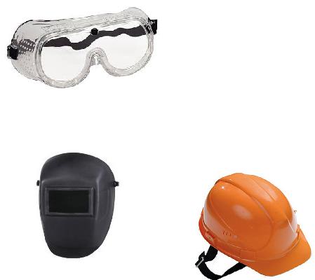 Защита головы/лица/ органов зрения